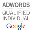 Google Adwords Professional, Google Adwords Individual Qualified